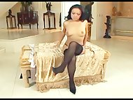 Petite asian fucked in se...