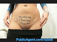PublicAgent Sexy Clair fu...