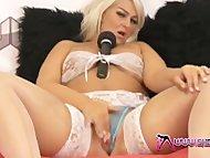 Shebang.TV Chubby blonde...
