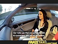FakeTaxi Horny Adele just...