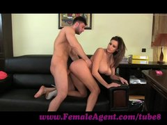 Tube8 - FemaleAgent Massive cu...
