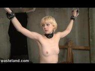 Wasteland Bondage Sex Movie Hard Flogging Pt 1