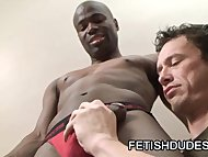 Slutty Fetish Dude Derric...