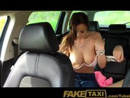 FakeTaxi College girl wit...