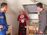 Old widow services two re...