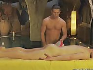 Anal Massage That Relaxes...