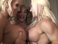 Wild Women Threesome- Ash...