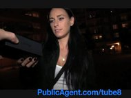 PublicAgent Dark haired s...