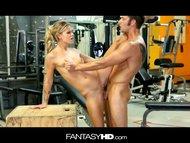FantasyHD Sexy trainer ri...
