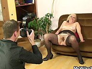 She finds nasty photos wi...
