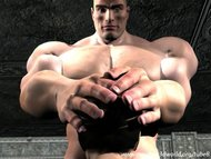 3D Animation: Barbarian K...