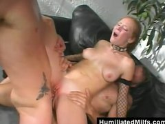 Redhead Mom gets a Rough DP