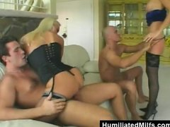 Blonde Sex Slaves Assf...