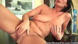 Mature mom with ...
