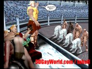 Gay Olympic Games Funny 3...
