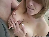 Busty Lisa On hot POV on ...