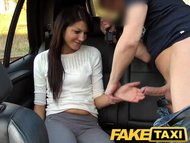 FakeTaxi Boyfriend sex revenge with a stranger