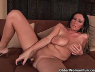 Big Boobed Soccer Mom Is …