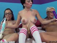 ImmoralLive Teen With Kne...