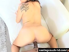 Amateur,Amateur Interracial,Porn Auditions,Big Black Cock,Blowjob,Casting,Casting Couch,Doggystyle,Facial,Pov
