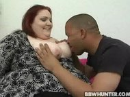 Picking Up BBW Babe Demis...