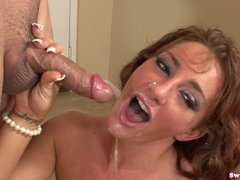Cuminmouth Deepthroat Hd video: Savannah Fox Fucks, Sucks, Squirts And Swallows