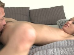 MOM Incredible hot mat... - Tube8