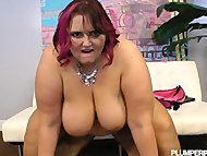Mature Plump Mom Loves to...