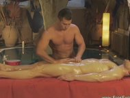 Gentle Genital Massage In...