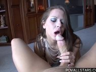 POVAllstars Blowjob with Beautifying Facial!