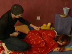 Young son seducing old... - Tube8