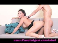 FemaleAgent  Stud cums to command