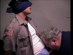 Blindfold Submission   Seth