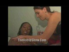 Amateur Lesbian Ms  PAWG thcika thena snicka Lesbo p2