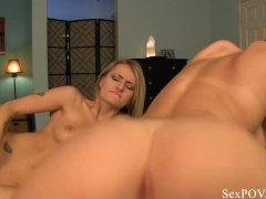 Breakfast in bed  Virtual sex with Natasha   Natalia Starr