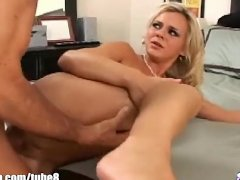 BreeOlson Bree Olson s asshole stretch to the max