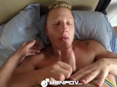 HD   MenPOV Owen and Ace start the day just right after a very long night