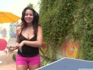 hot latina Pepper Foxxx g...