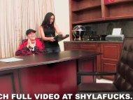 Shyla Stylez fucks record...