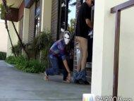 Masked Creepster Pants St...