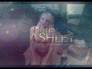 Ashley unwraps a Christma...
