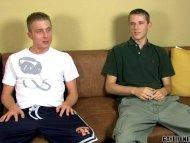 Straight Brian and David ...