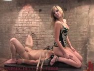 Chastity Cuckold Slave Sm...