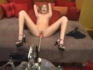 Young blondie gets loosen...