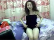 China bitch girl Fu Zhong...
