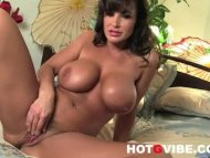Lisa Ann Fingers Her Hot ...