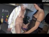 Granny and girl