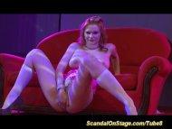 busty sex show