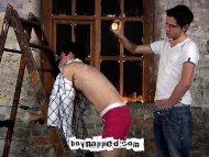 Wax punishment
