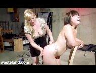 Wasteland Bondage Sex Mov...